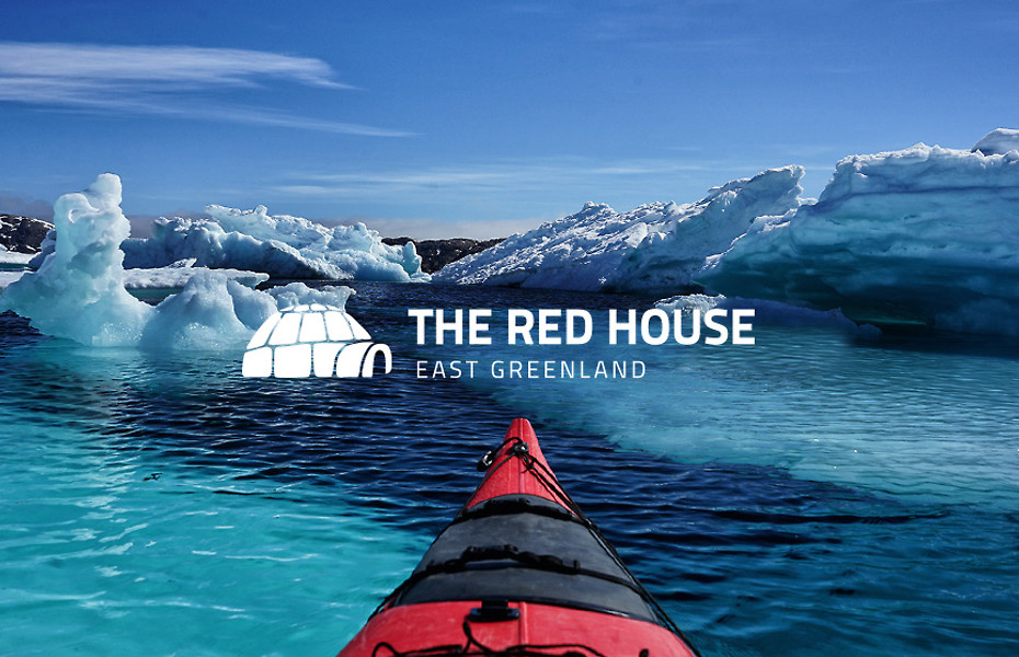 The Red House - East Greenland